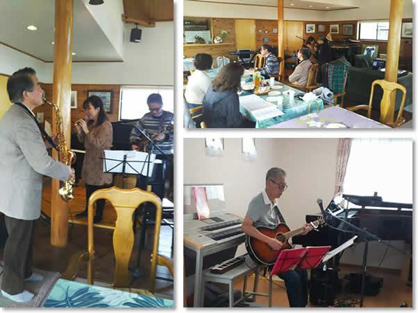 ピアノ・キーボードなど大人の音楽教室